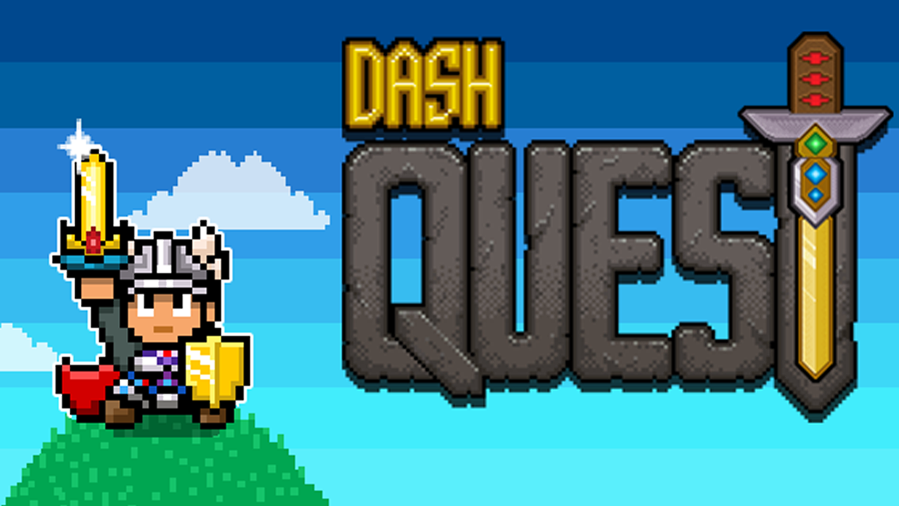 Dash Quest Gameplay IOS / Android