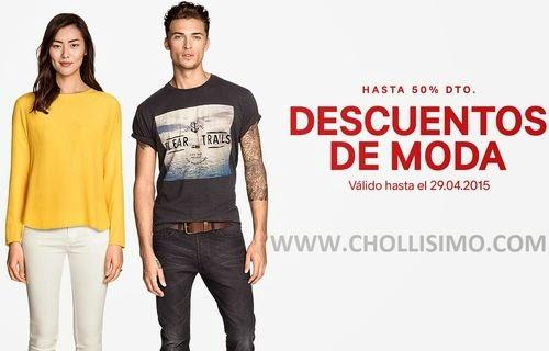 50% de descuento en H&M