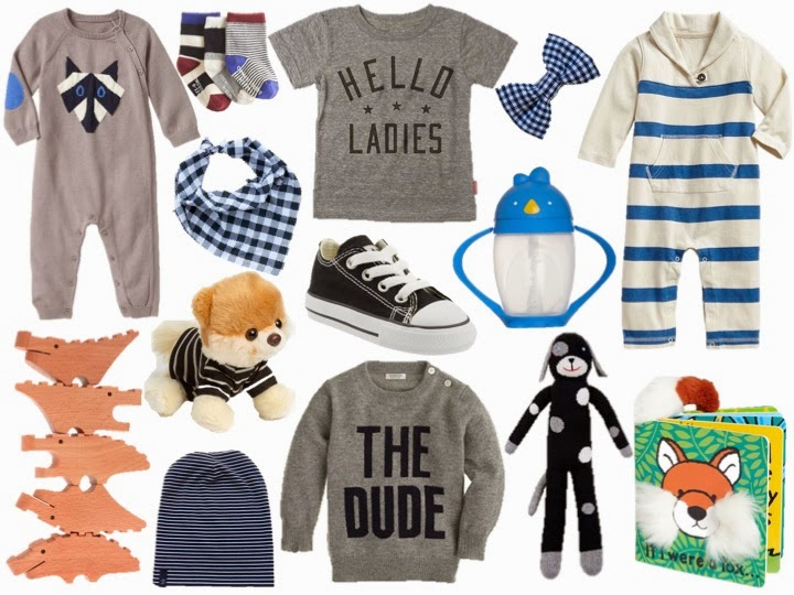 HUDSON Boys Toddler Slider Pullover Set