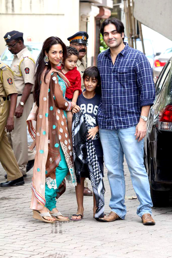 Light Camera Action: Salman Khan & his family celebrate Eid