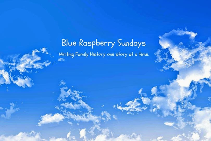 Blue Raspberry Sunday Meme