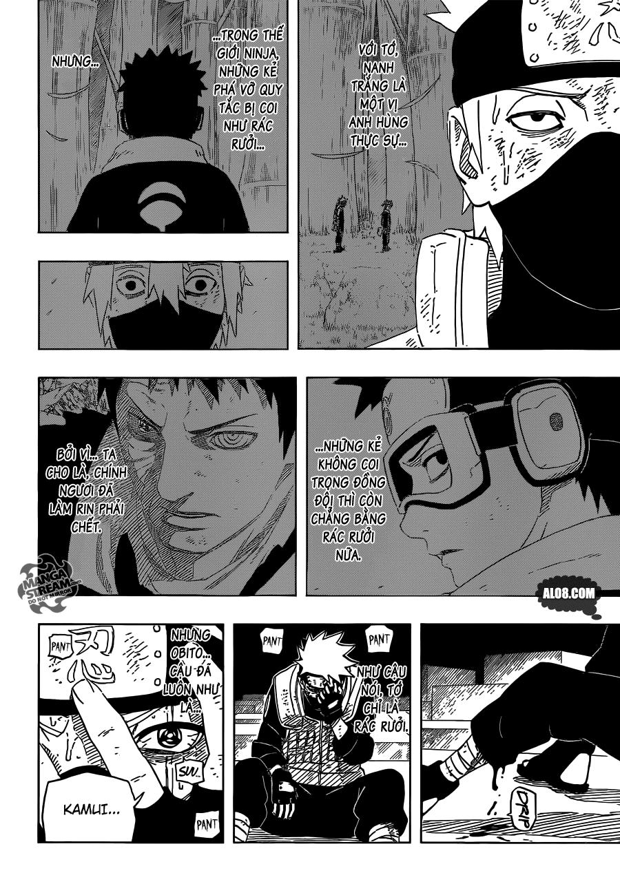 Naruto chap 608 Trang 4 - Mangak.info
