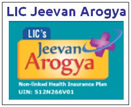 LIC Jeevan Arogya