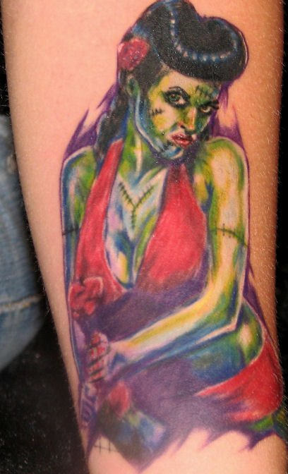 Mexican girl tattoo designs for Mexican girl tattoos