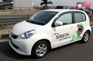 Mobil Keluarga Terbaik Di Indonesia - New Daihatsu Sirio