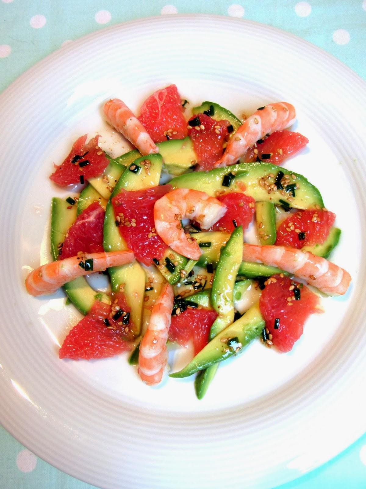 Tomate sans graines green lifestyle cuisine bien tre z ro d chet salade fra cheur - Comment presenter des crevettes en entree ...
