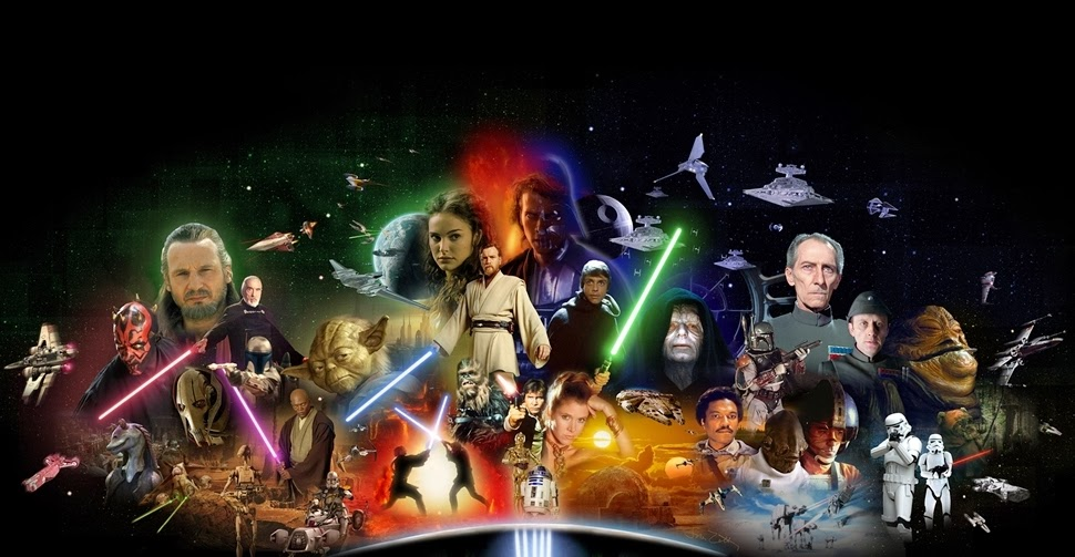 Star Wars Episodes I-VI