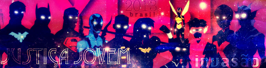 Justiça Jovem (Young Justice: Invasion) Brasil