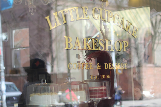 Little Cupcake Bakeshop NYC
