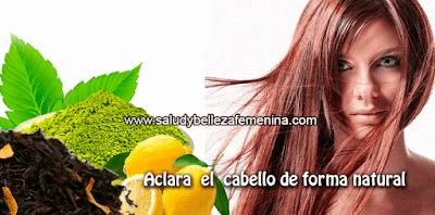 Cuidados  del cabello, belleza, remedios naturales