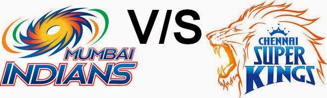 MI vs CSK IPL match Live score