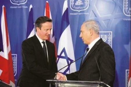 Netanyahu tak Terima Dikecam Cameron Soal Permukiman Yahudi