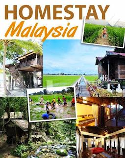 Iklan Homestay Malaysia