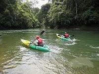 Ulu Temburong National Park brunei