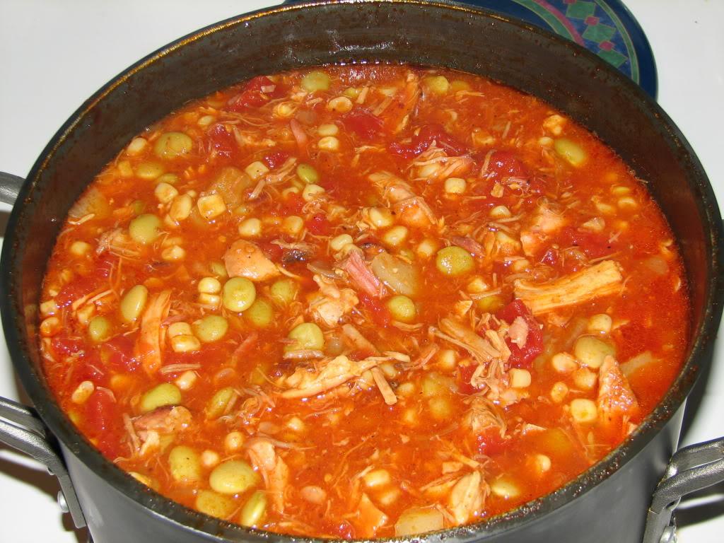 brunswick stew recipe easy