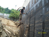 waterproofing membrane supplier