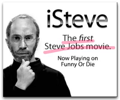 iSteve -The first Steve Jobs movie.