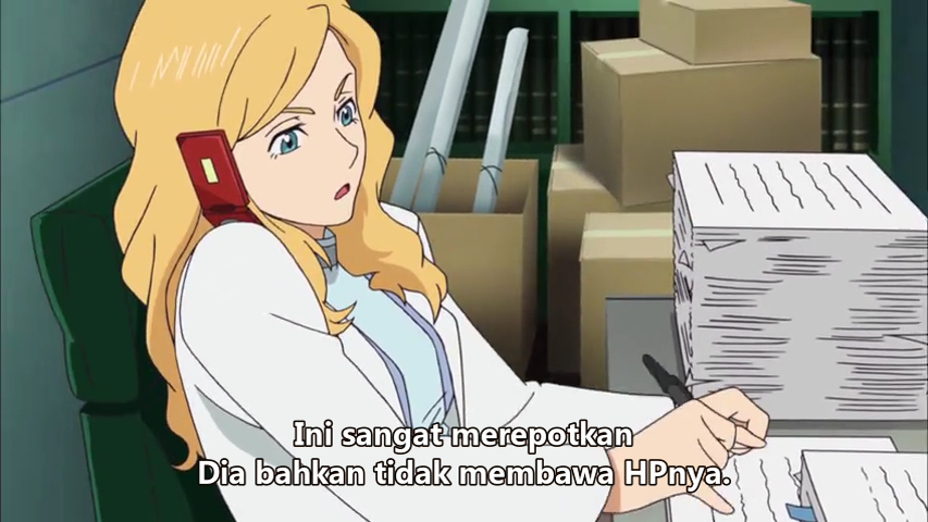 Majin Bone Episode 18 Subtitle Indonesia