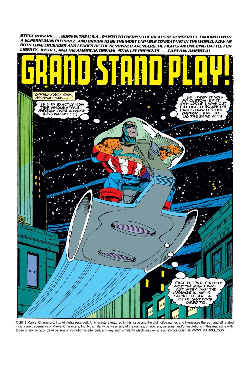 Captain America (1968) Issue #378 #311 - English 2