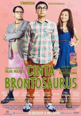 Cinta Brontosaurus [2013] VCDRip 480p 500Mb