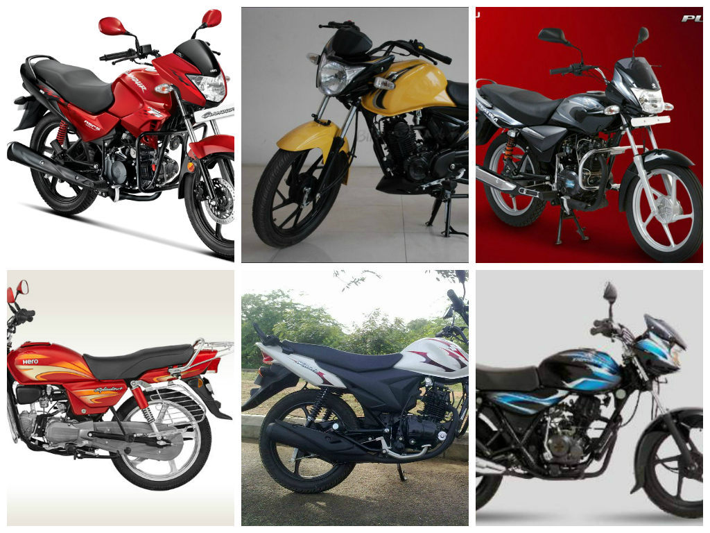 Bikes In India Less Than Inr 60000 CC Bikes With K M Litre