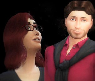 Kluenii's Sims 4 Legacy Family