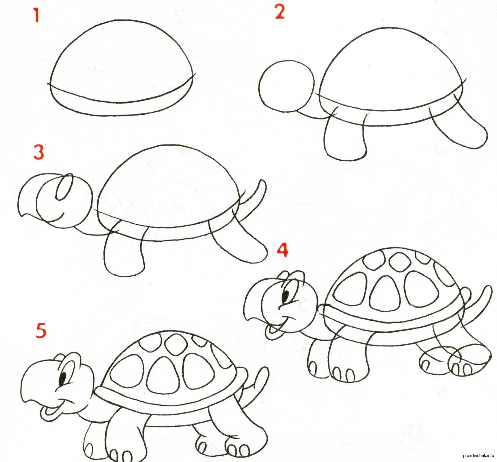 Как сделать малюнок