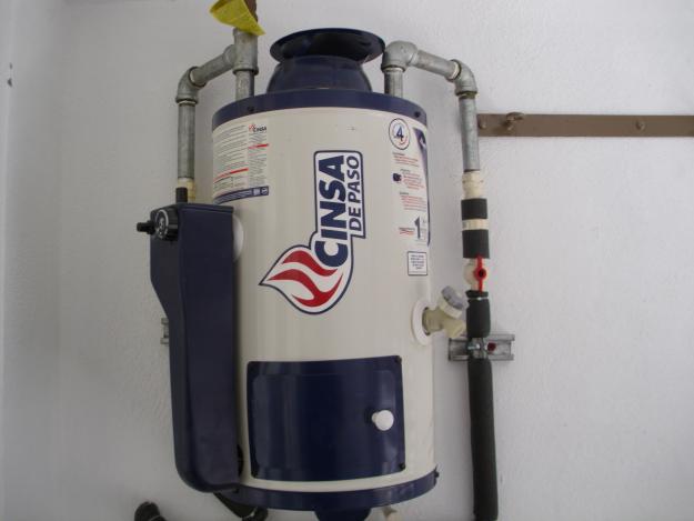 Calentadores solares instalacion de boiler de gas for Instalacion calentador gas