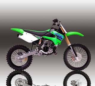 Spesifikasi Kawasaki KX 85