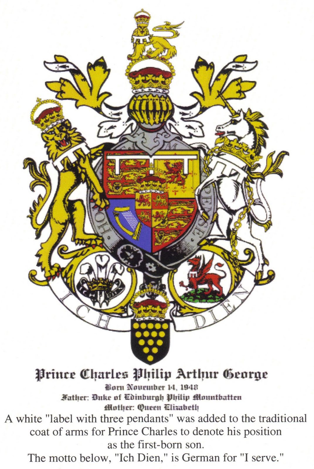 King anti christ prince charles king george the anti christ beast kingkingdom thus he said the fourth beast shall be the fourth kingdom upon earth which shall be diverse from all kingdoms and shall devour the buycottarizona Choice Image
