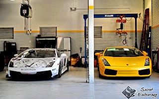 Lamborghini Modification - West Palm Beach Edition