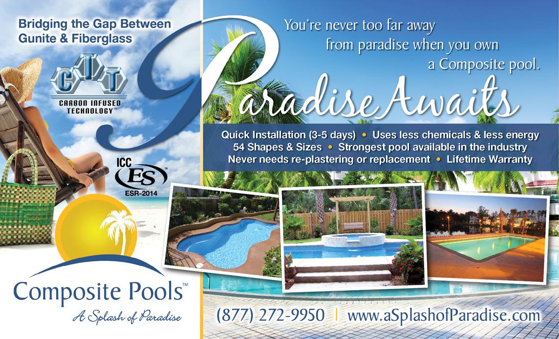 A Splash of Paradise: August 2011