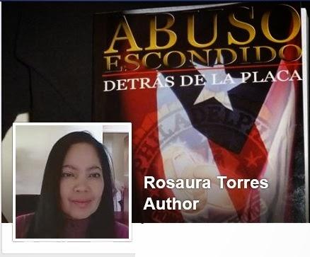 Author Rosa Torres - Facebook