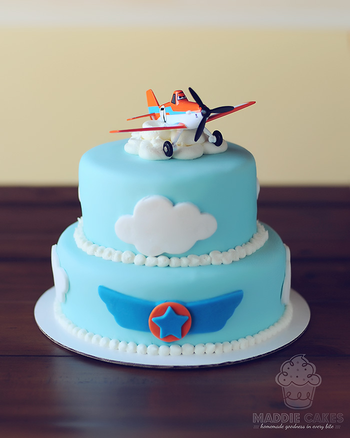 Maddie Cakes Birthday Cake