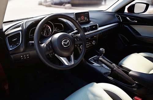 """Mazda 3 2014 """"chuộng"""" đồ chơi công nghệ"""