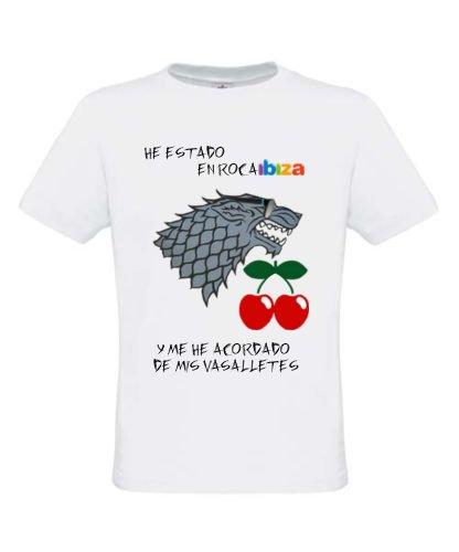Camiseta de recuerdo de RocaIbiza