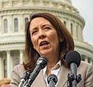 US Senator Maria Cantwell