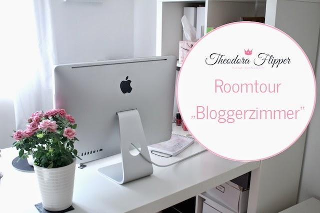 Roomtour – Bloggerzimmer