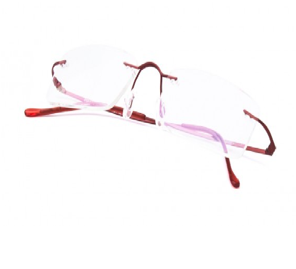 Red Frame Glasses--Incorporating Color in Your Eyewear