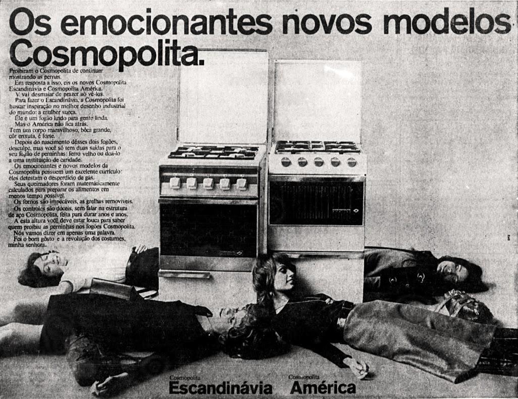 propaganda anos 70; história da década de 70; Brazil in the 70s; reclame anos 70; Oswaldo Hernandez.
