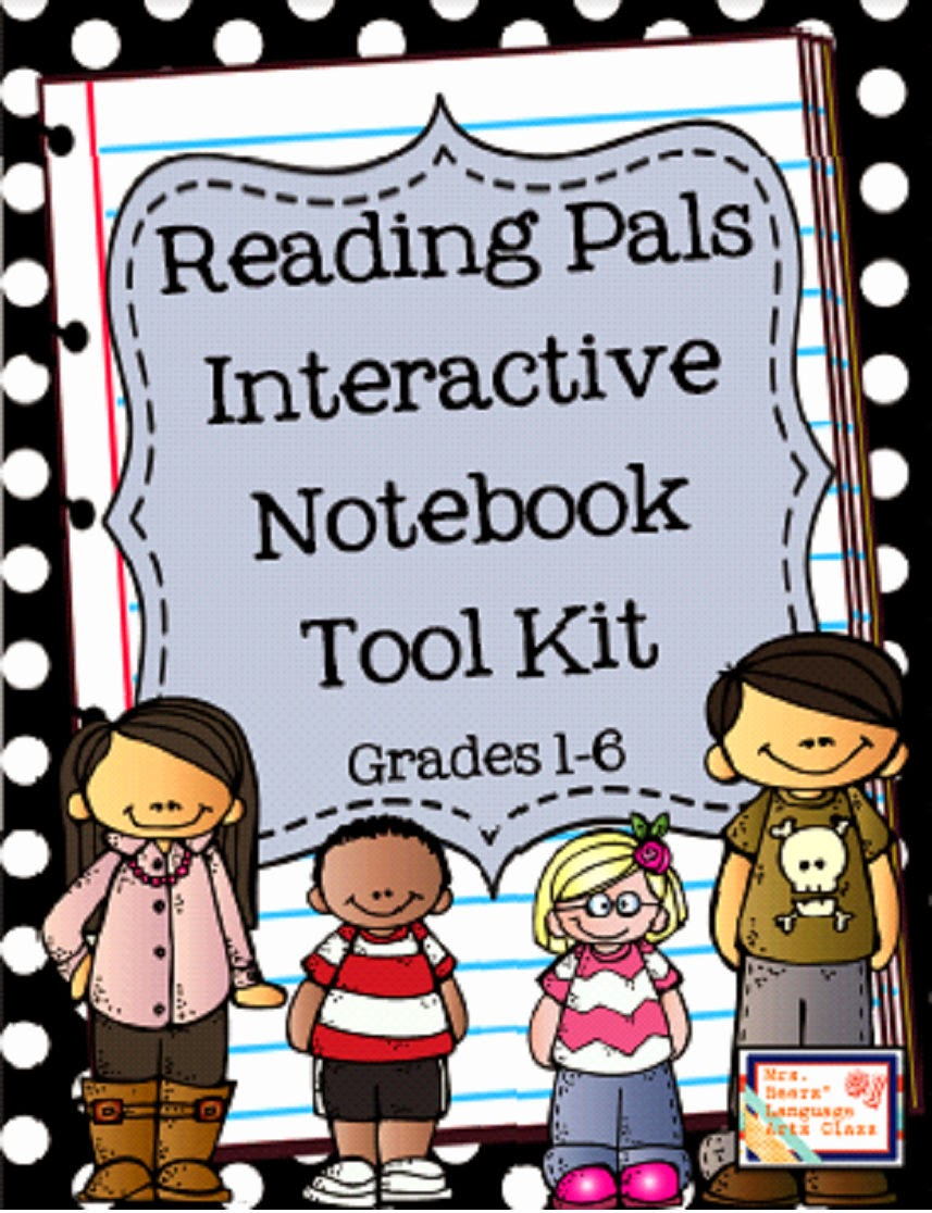 http://www.teacherspayteachers.com/Product/Reading-Pal-Interactive-Notebook-Tool-Kit-for-Grades-1-6-SAMPLER-1227030