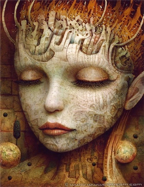 20-Recollection-Naoto-Hattori-Dream-or-Nightmare-Surreal-Paintings-www-designstack-co