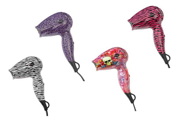 Travel Hair Dryers Flutter And Sparkle