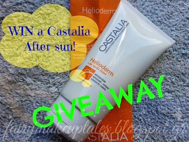 Castalia After Sun Giveaway!