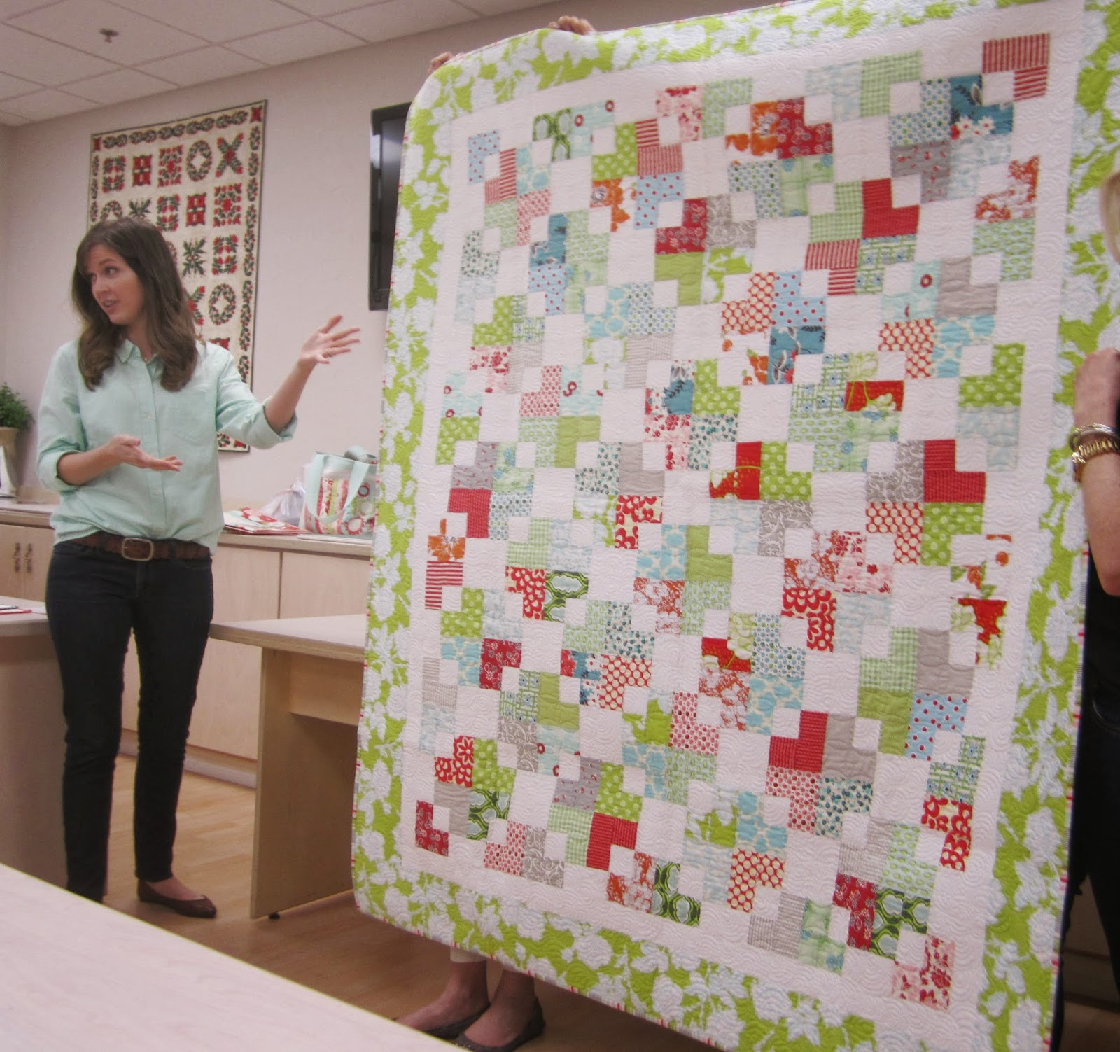 camille roskelley's swell quilt