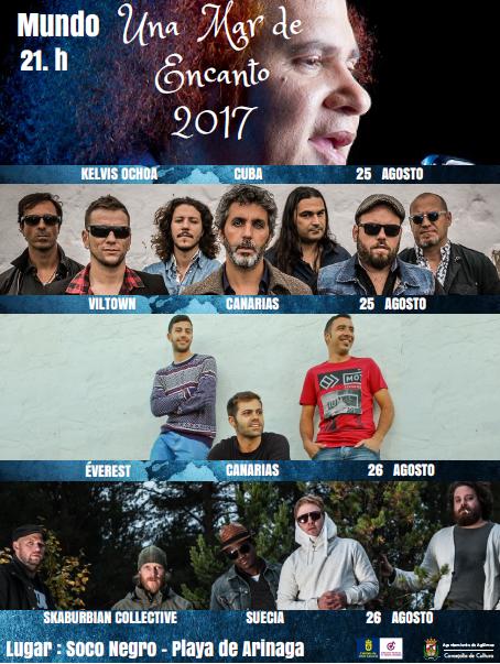 XXI Encuentro de Músicas del Mundo Una Mar de EnCanto