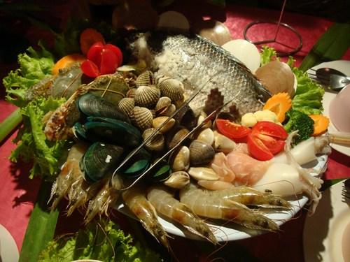 Seafood mengandungi purina penyebab gout