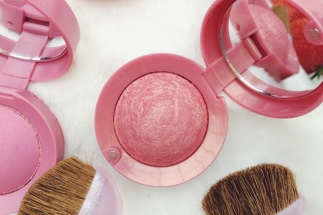 Bourjois Powder Blush review, beauty bloggers