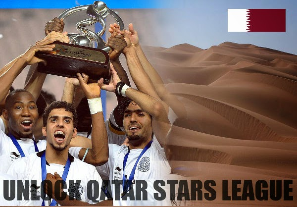 Football Manager 2014 Qatar Stars League