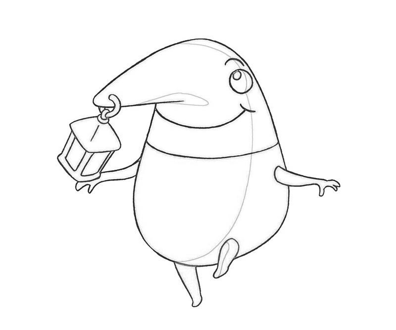 how to draw drippy ni no kuni